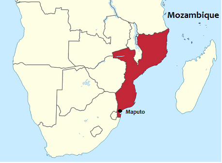 southern africa mozambique