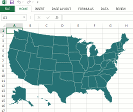 map-with-excel