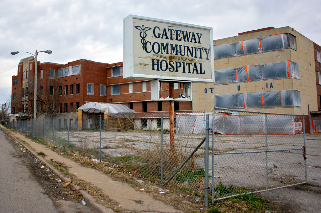 What Happens When Hospitals Abandon Inner Cities