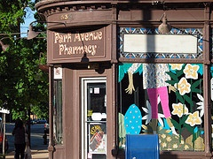 Park Avenue Pharmacy in Bolton Hill, Baltimore