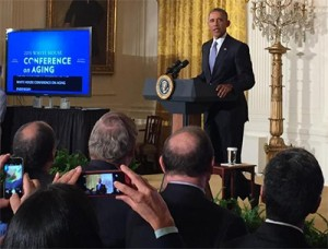 Photo: White House Conference on Aging