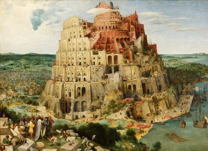 """""""Pieter Bruegel the Elder - The Tower of Babel (Vienna) - Google Art Project - edited"""" by Pieter Brueghel the Elder (1526/1530–1569) - Levels adjusted from File:Pieter_Bruegel_the_Elder_-_The_Tower_of_Babel_(Vienna)_-_Google_Art_Project.jpg, originally from Google Art Project.. Licensed under Public Domain via Commons.Some experts view the burgeoning number of quality measures as health care's Tower of Babel."""