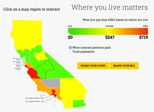 California Healthcare Compare provides price and quality data for hospitals and physicians in 18 regions of California.