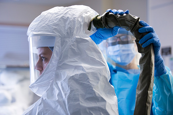 MetroHealth Ebola treatment center
