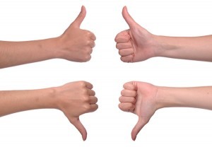 thumbs-up-and-down