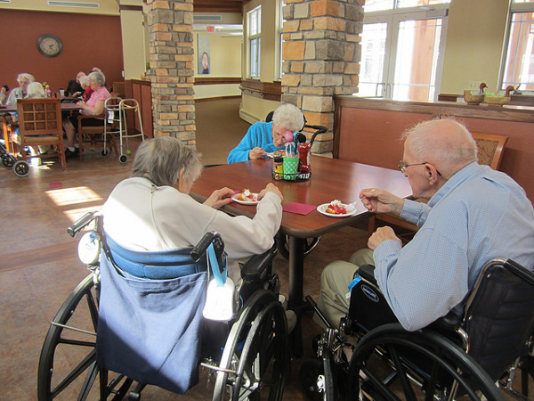 Can culture change in nursing homes make a difference? | Association of  Health Care Journalists