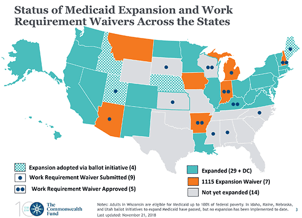 Midterm Elections Changed Prospects For Medicaid Expansion