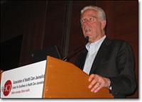 Uwe Reinhardt at Health Journalism 2009
