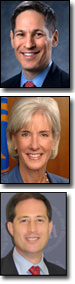 Frieden, Sebelius and Shuran