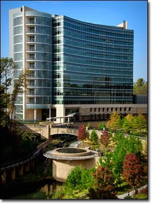 CDC′s Arlen Specter Headquarters Building