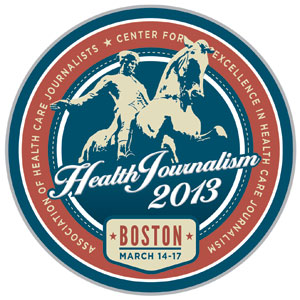 Health Journalism 2013 will be in Boston