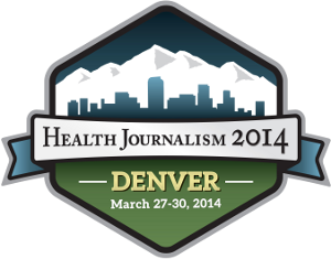 Health Journalism 2014 will be in Denver
