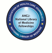 AHCJ-NLM Fellowships logo