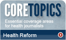 Health Reform core topic