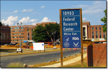 FDA headquarters in White Oak, Md. (Photo by thisisbossi via Flickr)