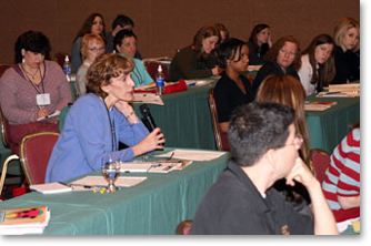 Multicultural Workshop at Health Journalism 2007