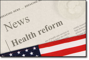 Covering health reform